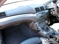 Dash Trim Kit - RHD Chevrolet Nubira saloon with manual A/C or without A/C