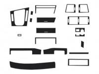 Dash Trim Kit - RHD Chevrolet Nubira saloon with digital A/C