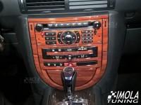 Dash Trim Kit - RHD Citroen C5 I 04-08 with digital A/C & radio RT3